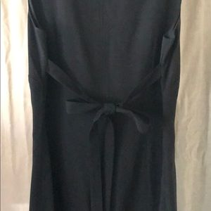 Tommy Bahama Dresses - Black Silk Tommy Bahama Knee Length Dress